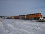 BNSF 4724 EAST