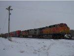 BNSF 4904 East