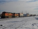 BNSF 5371 WEST