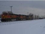 BNSF 5398 West