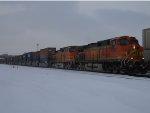 BNSF 5263 East