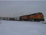 BNSF 5279 West