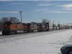 BNSF 4548 WEST