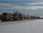 BNSF 4023 West