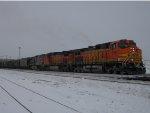 BNSF 5152 West