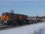 BNSF 4461 East