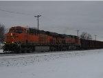 BNSF 6266 North