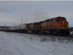 BNSF 5127 East