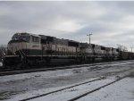 BNSF 9713 West