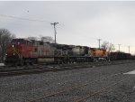 BNSF 710 North