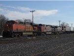 BNSF 6111 West