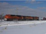 BNSF 9190 South