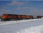 BNSF 5942 East