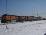 BNSF 5499 West