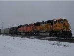 BNSF 9849 East