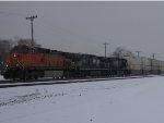 BNSF 5329 West