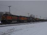 BNSF 5320 West