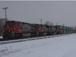 BNSF 719 WEST