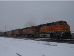 BNSF 7692 WEST