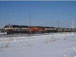 BNSF 9837 East