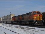 BNSF 4168 East