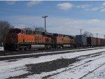 BNSF 6241 West