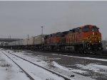 BNSF 4822 East