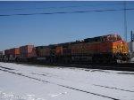 BNSF 4566 East