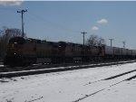 BNSF 4788 West