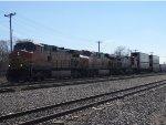 BNSF 4794 West