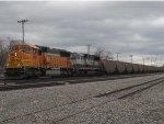 BNSF 8907 West