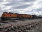 BNSF 5076 West