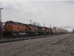 BNSF 4370 West