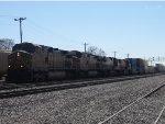 BNSF 4493 West