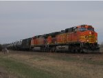 BNSF 5490 East