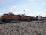 BNSF 4388 West