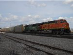BNSF 7444 EAST