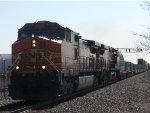 BNSF 4468 West