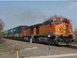 BNSF 4011 East