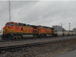 BNSF 4989 WEST