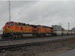 BNSF 4989 West