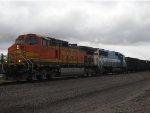 BNSF 4917 West