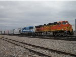 BNSF 4462 WEST