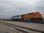BNSF 4462 West