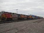 BNSF 714 West