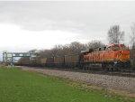 BNSF 6375 DPU