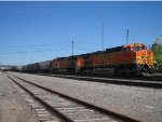 BNSF 4548 EAST