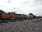 BNSF 8988 West