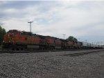 BNSF 5298 West