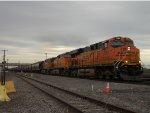 BNSF 7261 West